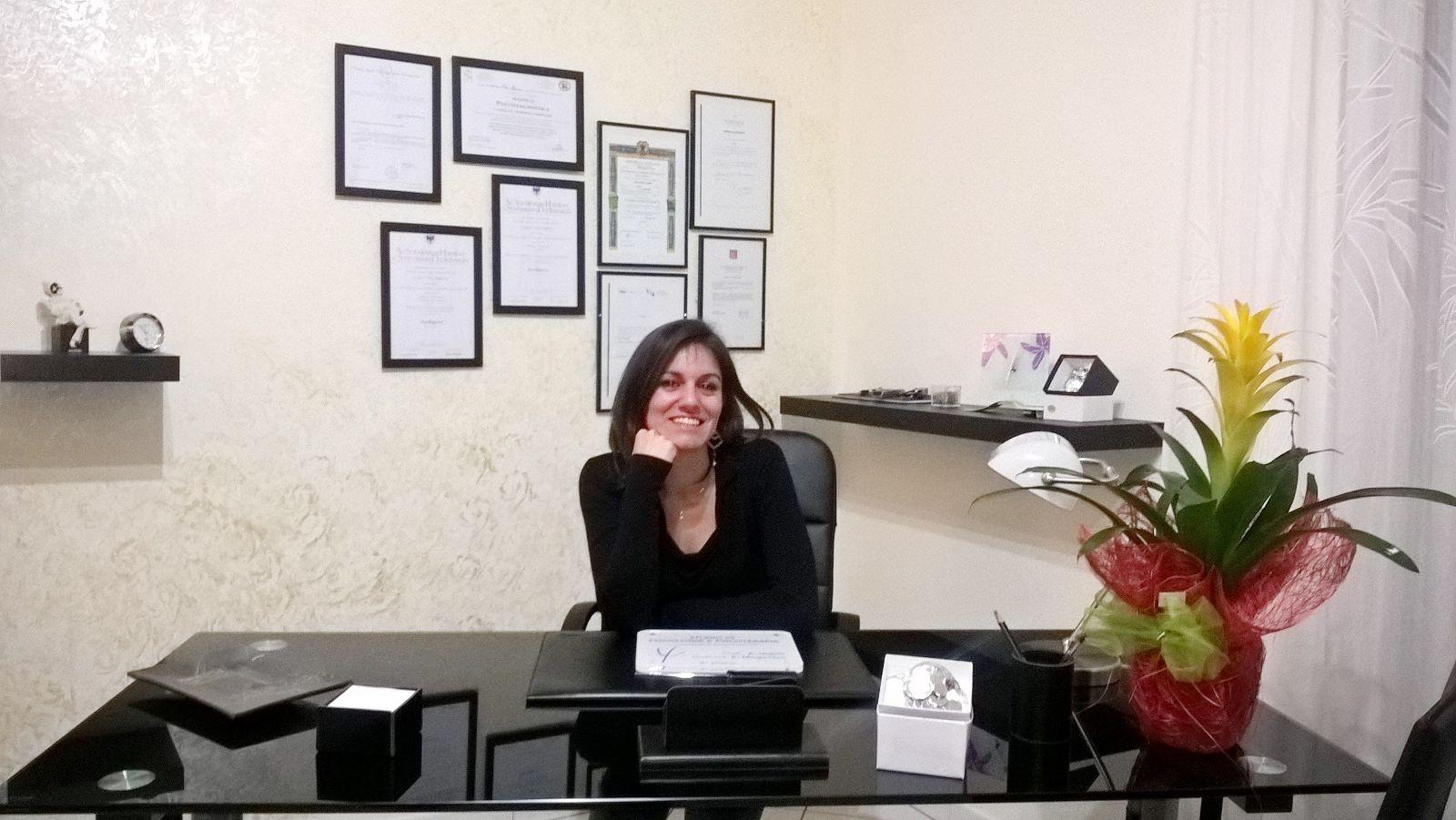 Elisa Mogavero - Psicologa Psicoterapeuta