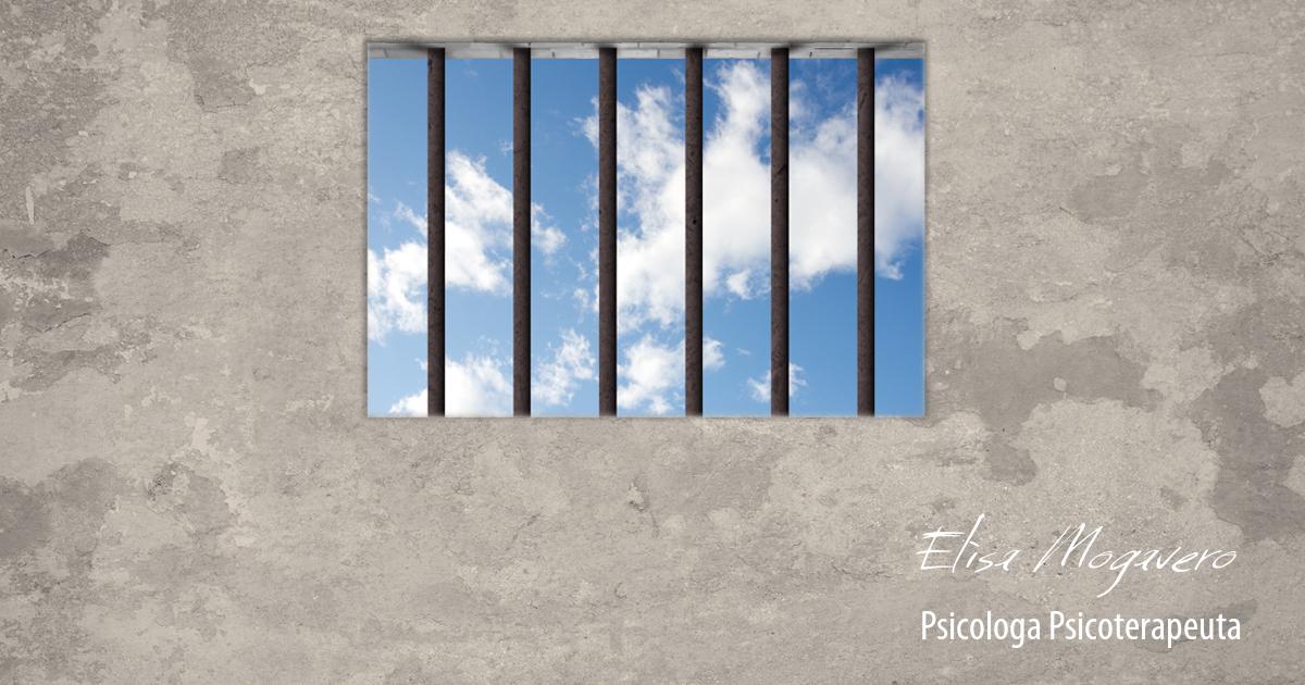 Dipendenza affettiva psicologia - Prigione