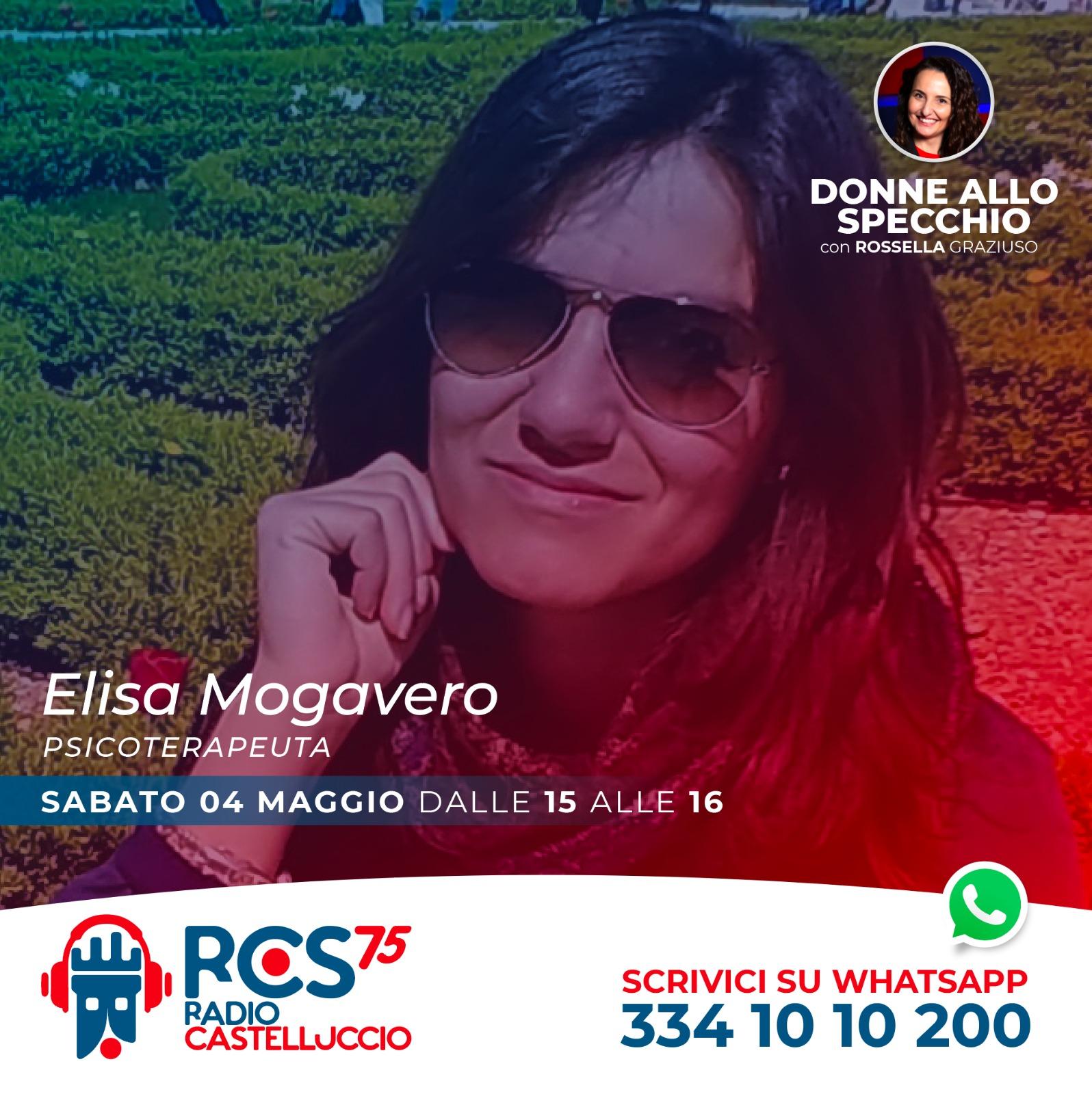 Intervista Elisa Mogavero radio Castelluccio
