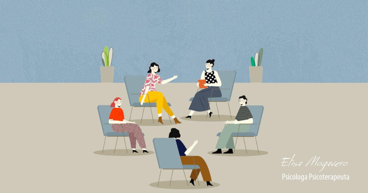 Terapia di Gruppo sulla Dipendenza Affettiva